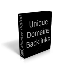 unique domains backlinks